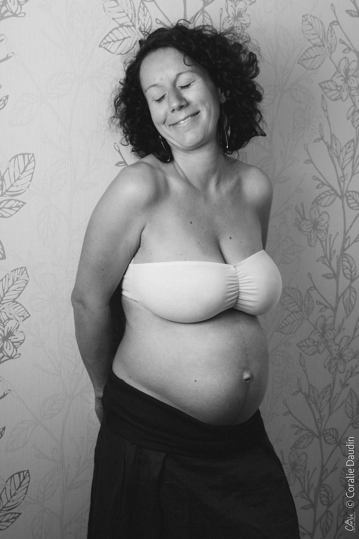photo femme enceinte Isère