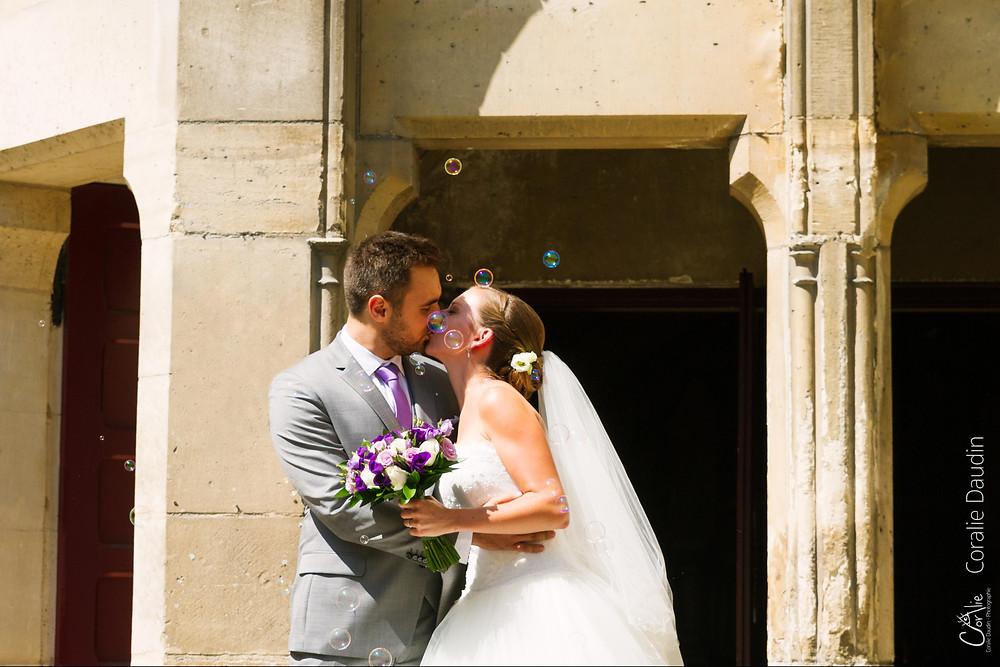 Photographe mariage Boulogne-Billancourt (Hauts de Seine)