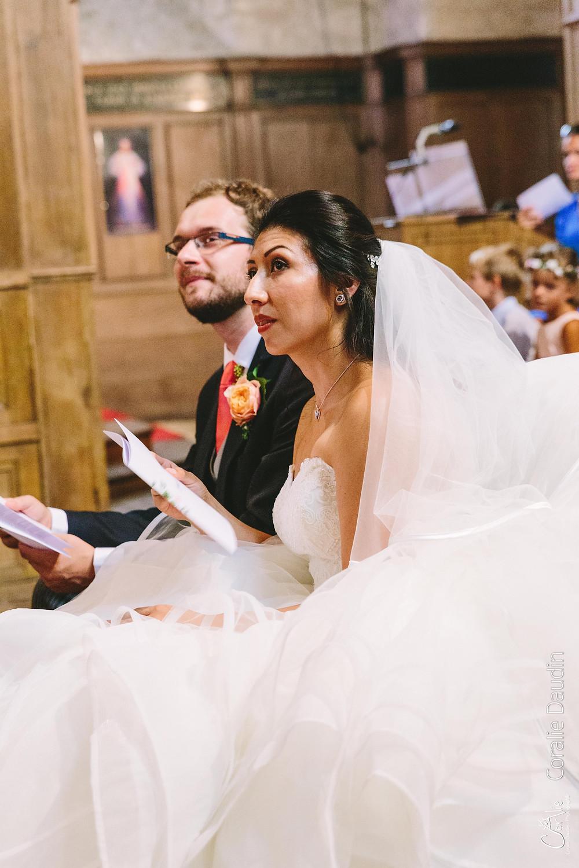 Cérémonie mariage Eglise