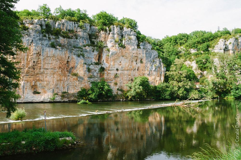 Randonnée Saint Cirq Lapopie