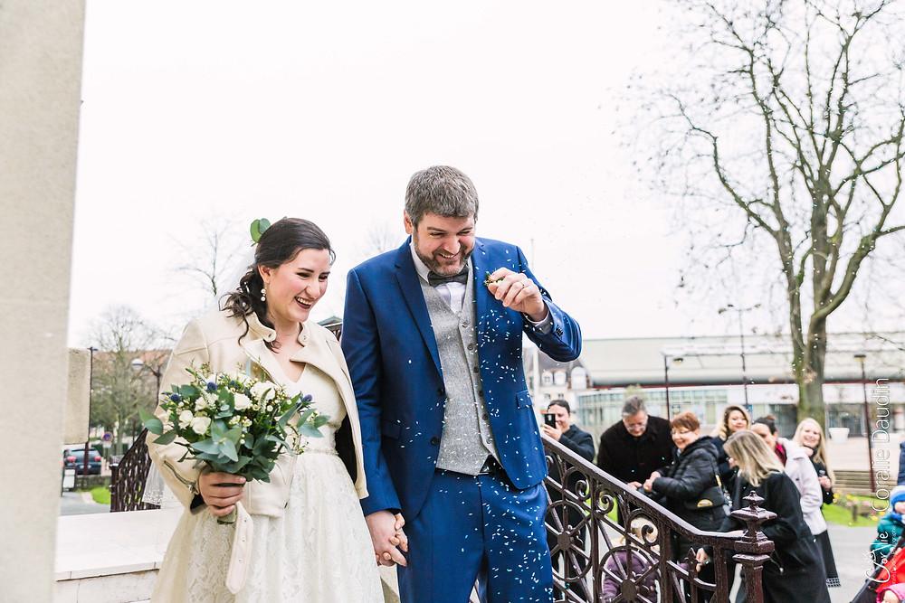 couple mariés Villiers-sur-Marne