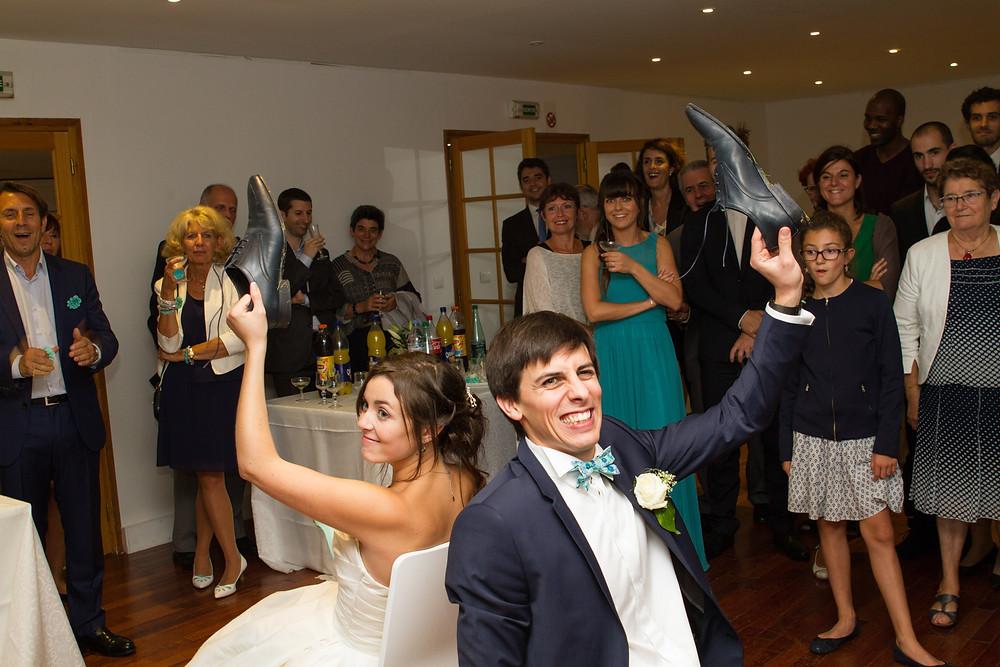 Réception mariage Golf d'Ableiges