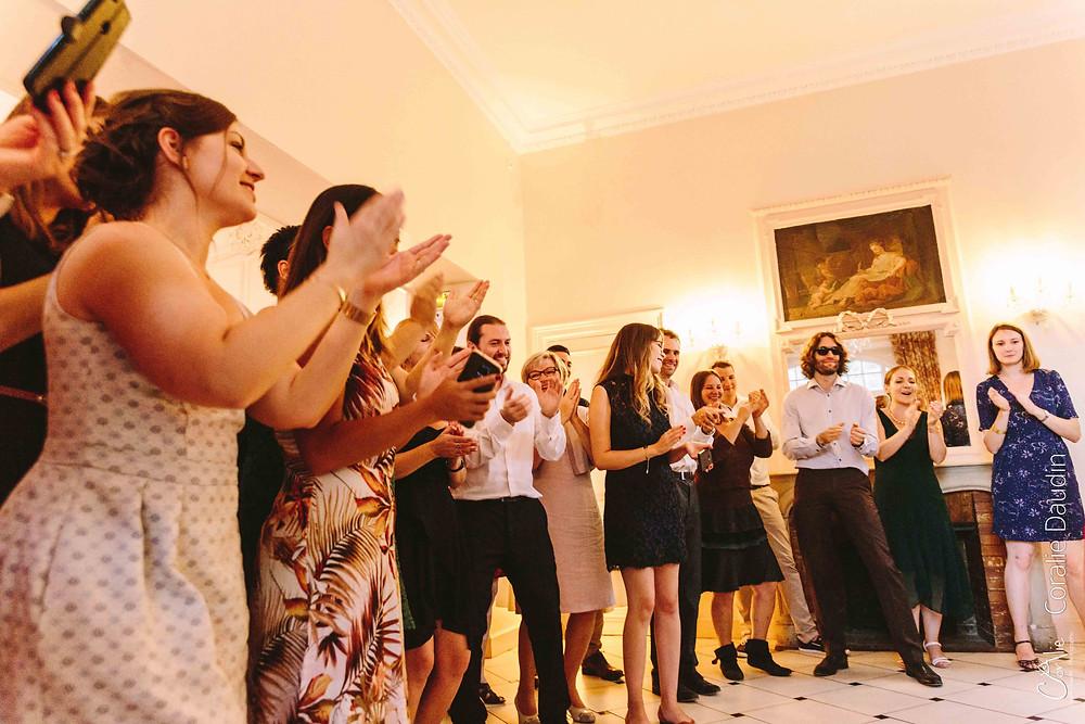 reportage photo réception mariage Ile de France