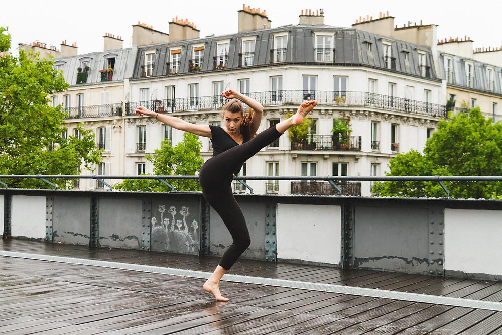 photographe book danseur et danseuse