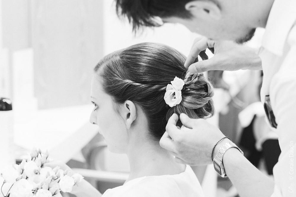 photographe préparatifs mariage ile de France