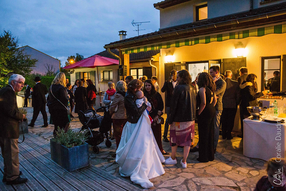 vin d'honneur mariage