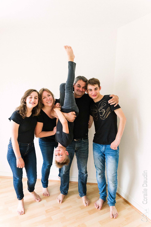 Shooting photo famille à Massy