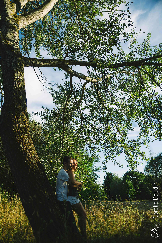 Shooting photo en couple à Massy (91)
