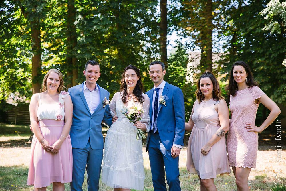 reportage photo de mariage en Essonne