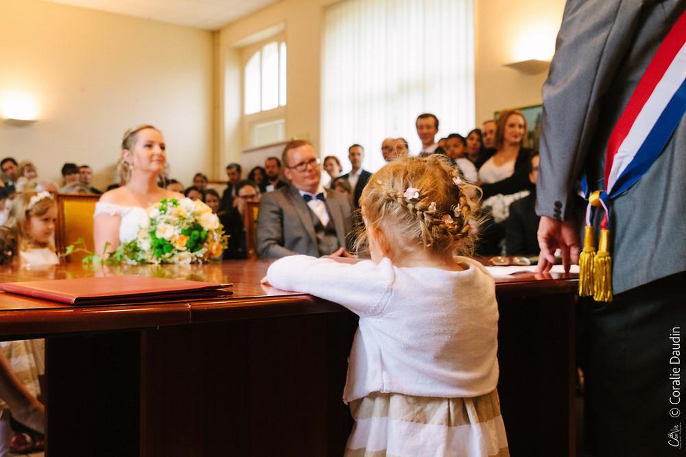 Mariage Civile en mairie