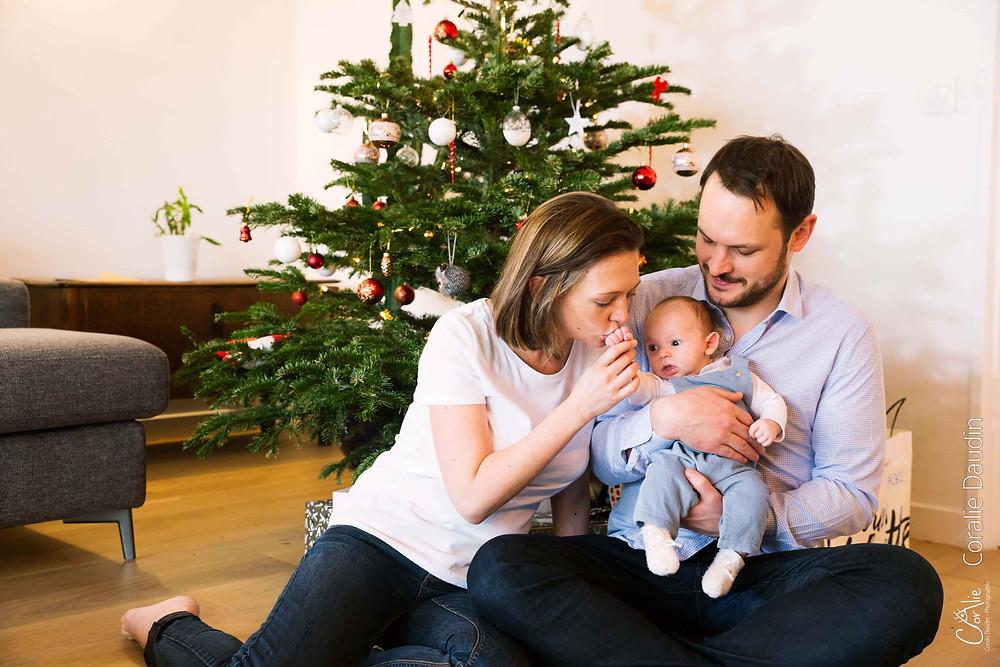 Photographé nouveau né basée à Massy