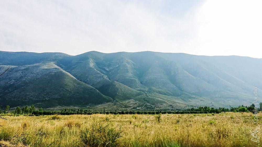 Sur la route de Dhermï