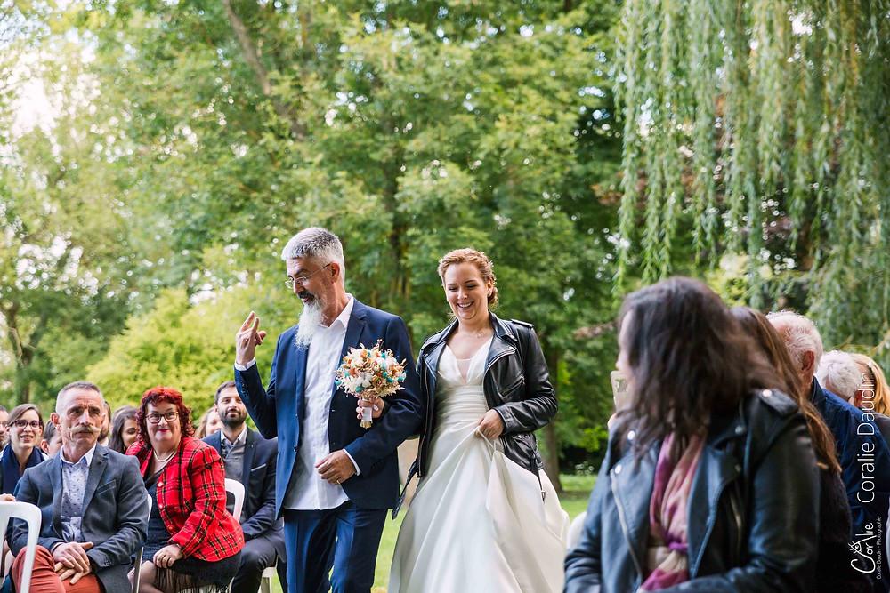mariage domaine du marais