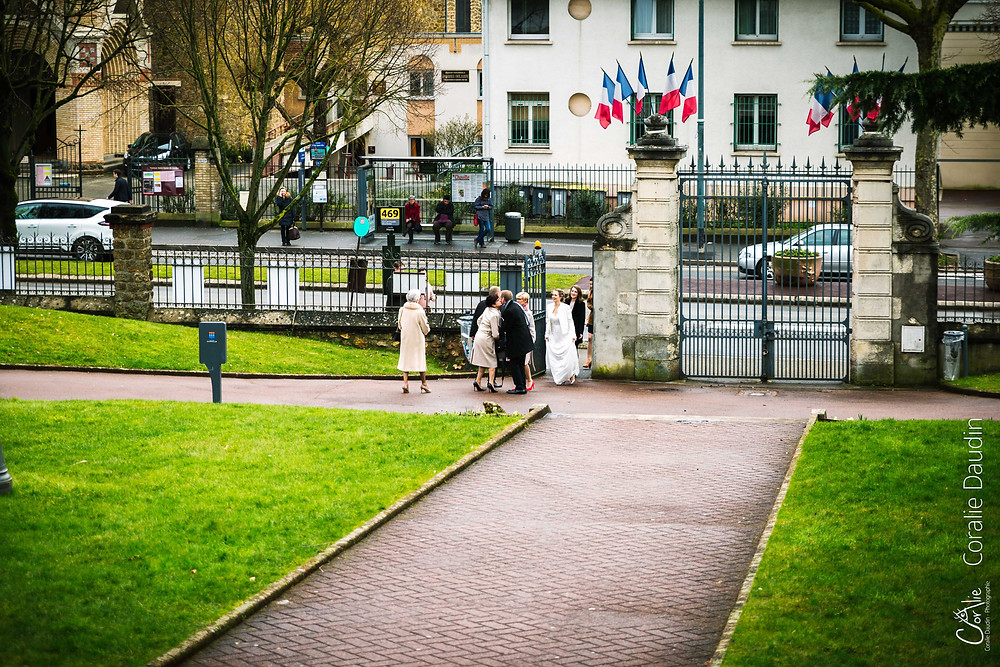 Reportage photo mariage Chaville