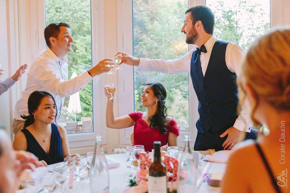 soirée mariage Fontainebleau