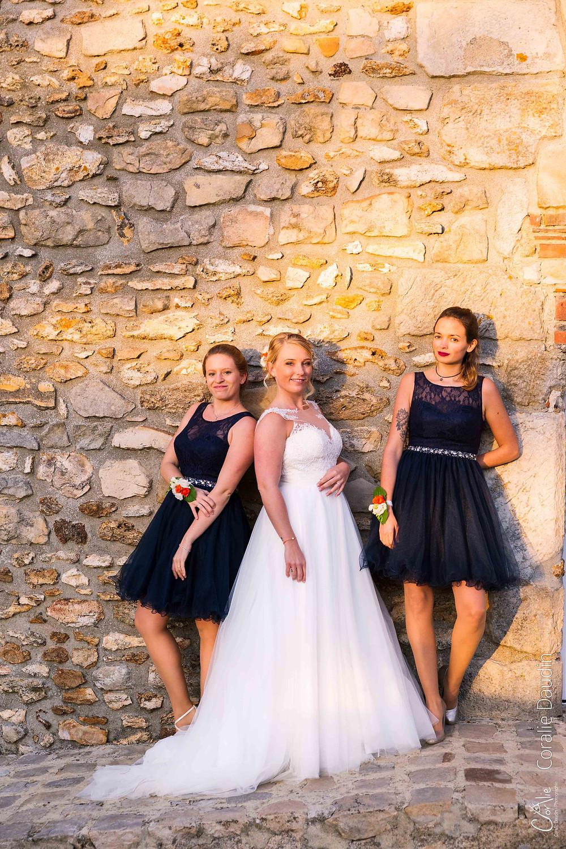 Photographie témoins mariage Eure et Loir