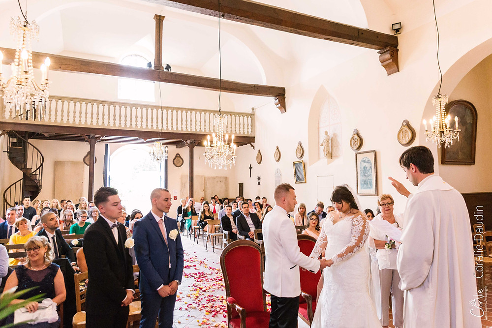 photographe mariage église Coutevroult