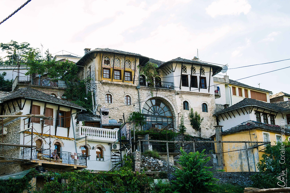 maison ottomane de Gjirokastër