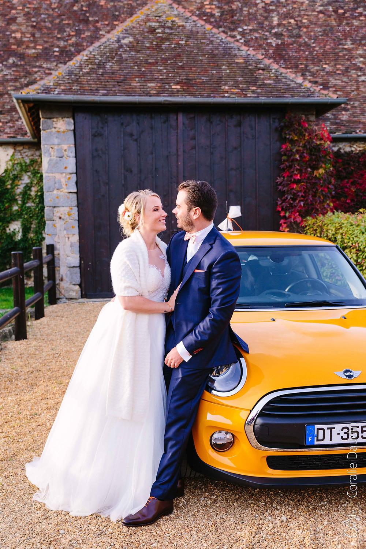 Photographe mariage Hanches, Eure-et-Loir