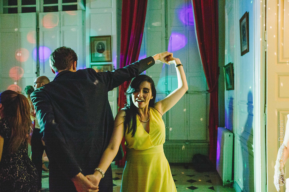 soirée danse mariage Yvelines
