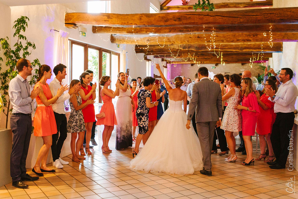 Reportage photo mariage soirée