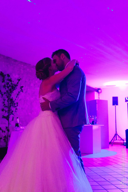 Ouverture du bal des mariés - photographe Ile de France