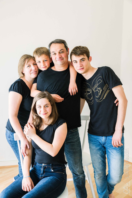 Séance photo famille à Massy