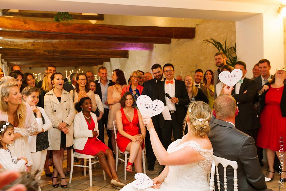 réception mariage Val d'Oise