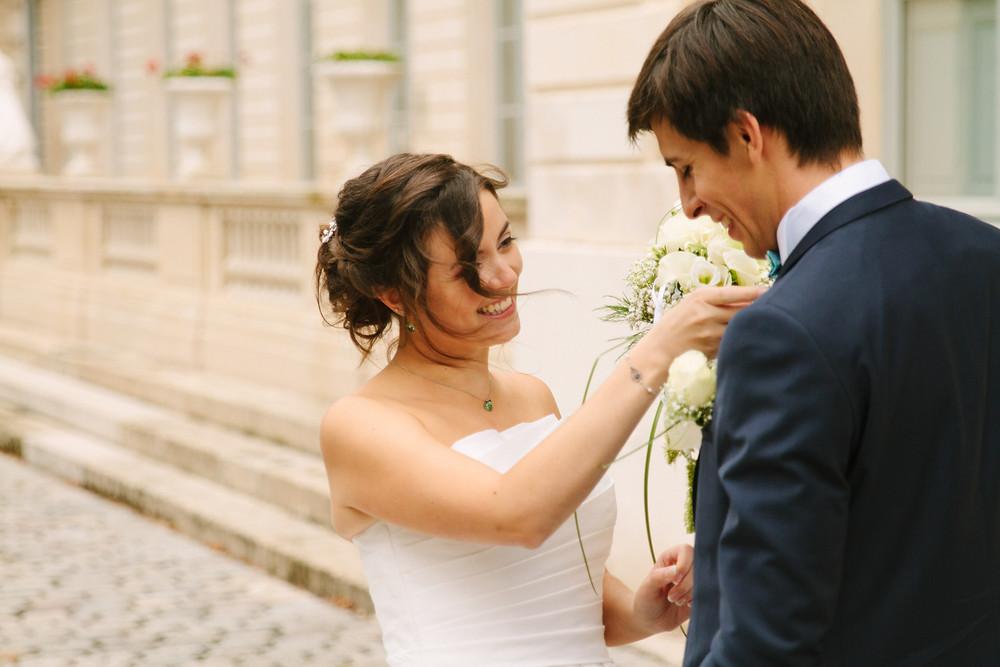 Découverte mariés mariage Val d'Oise