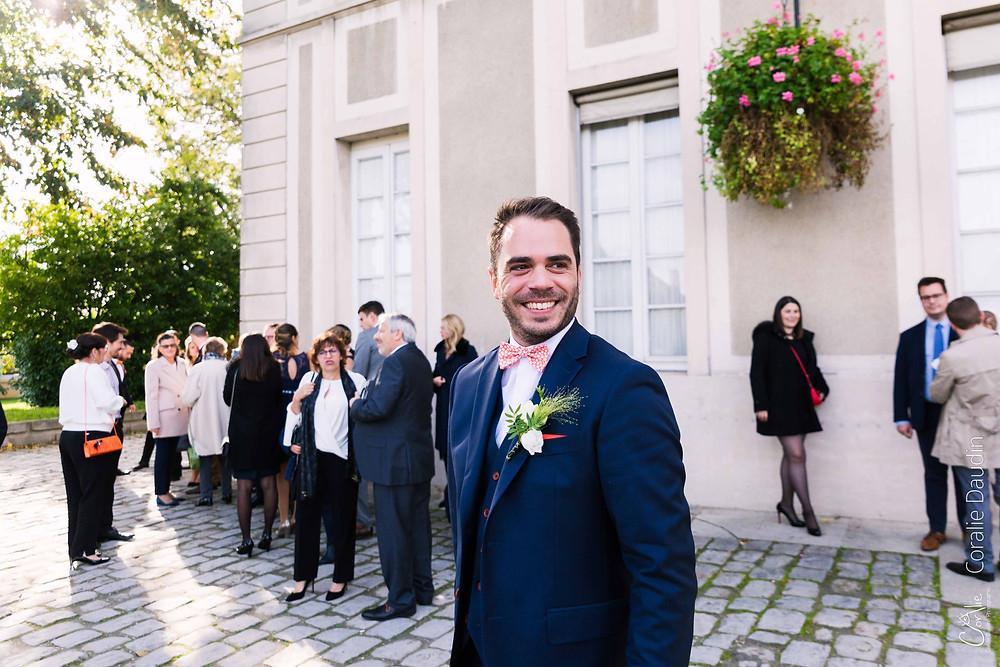 Marié à la mairie d'Epinay sur Orge