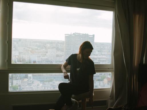 Séance portrait à domicile - Paris XIII