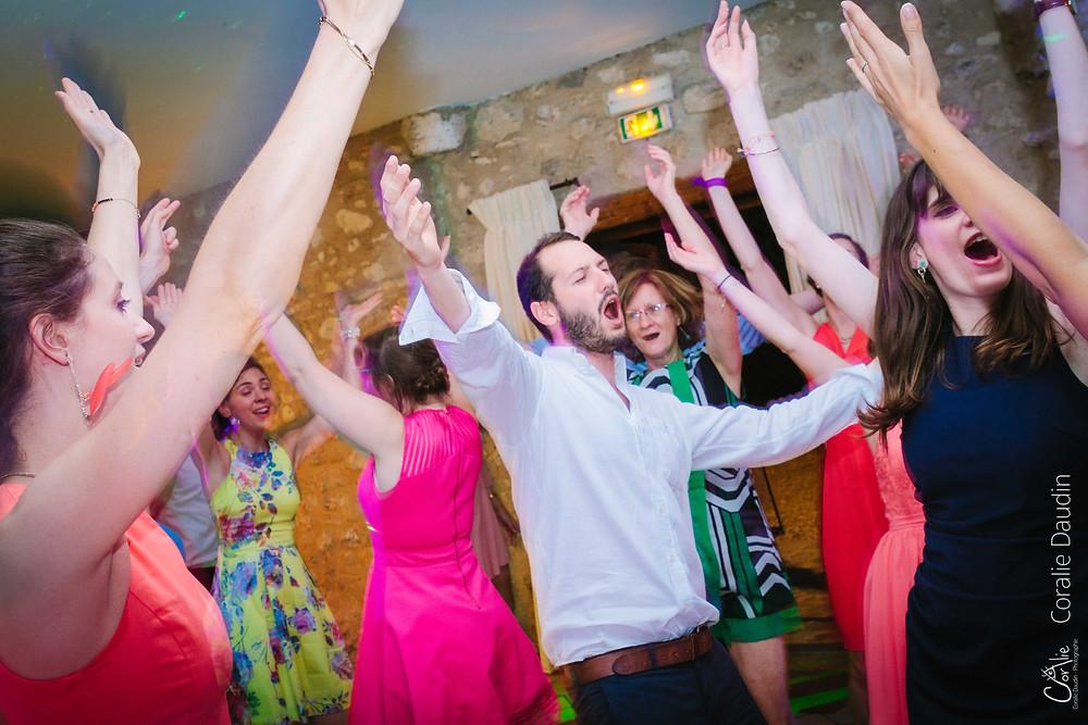photographie Soirée danse mariage