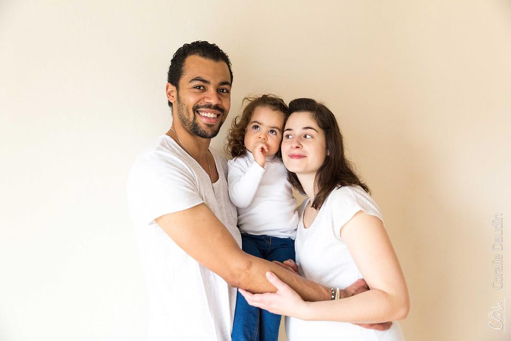 Séance photo famille Massy, Ile de France