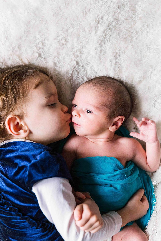 portrait frère et soeur