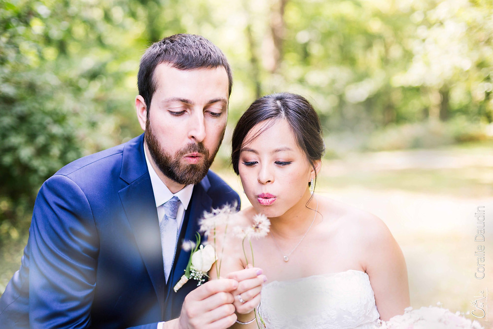 Photographe mariage Fontainebleau