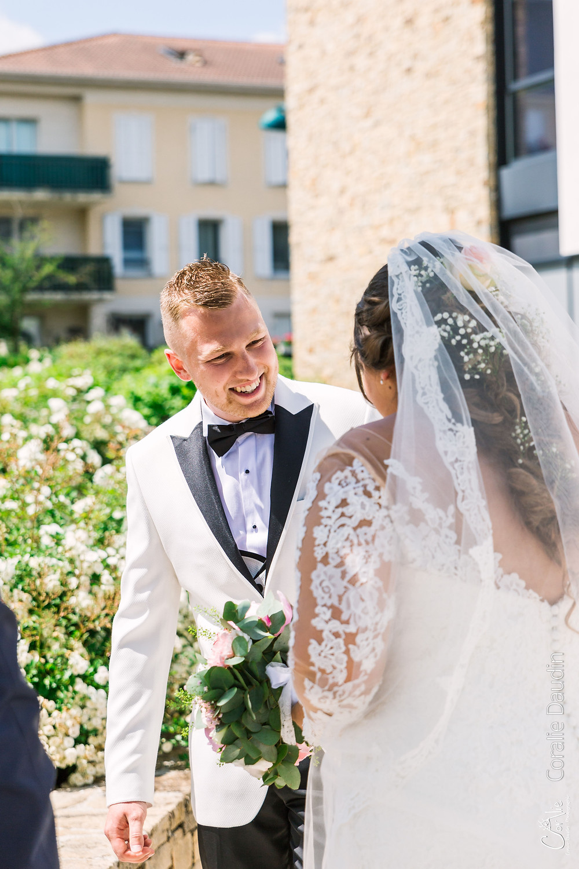 Reportage photo mariage Magny le Hongre