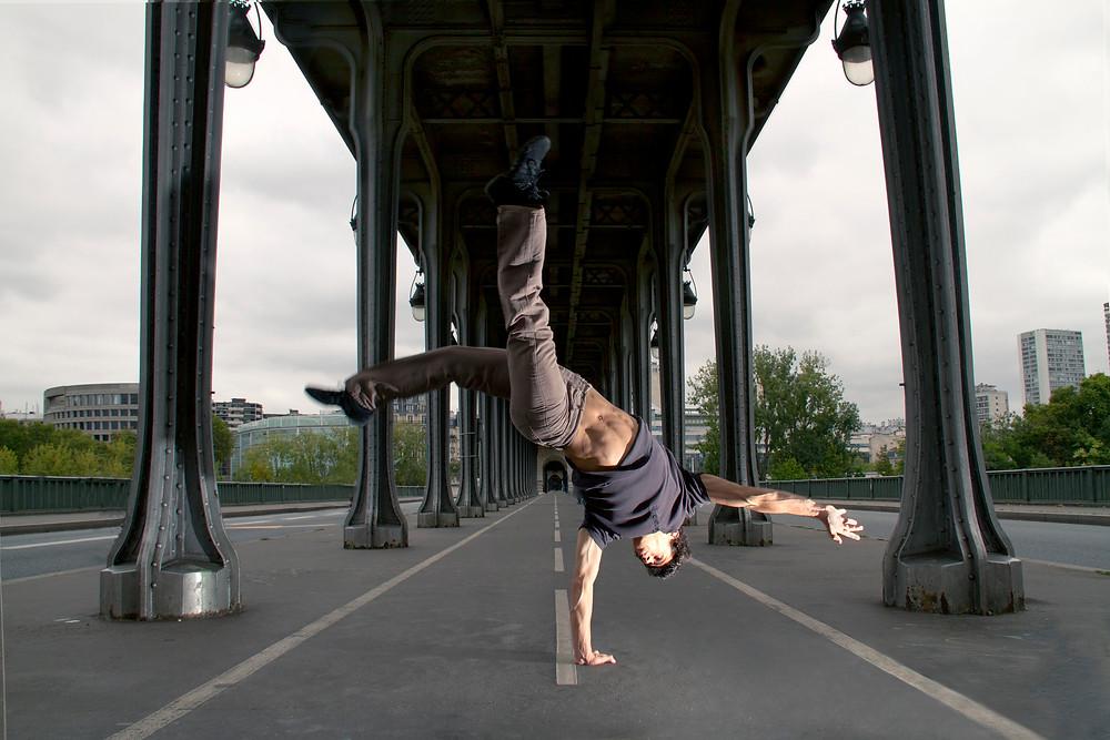 photographe book photo artiste de cirque
