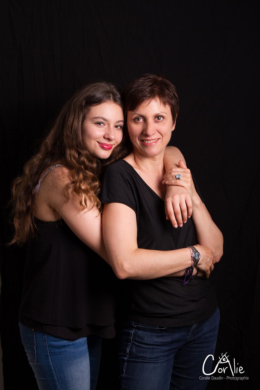 Séance photo fête des mères