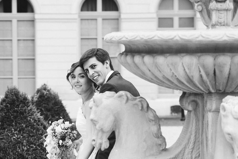 Photo couple photographe mariage Val d'Oise
