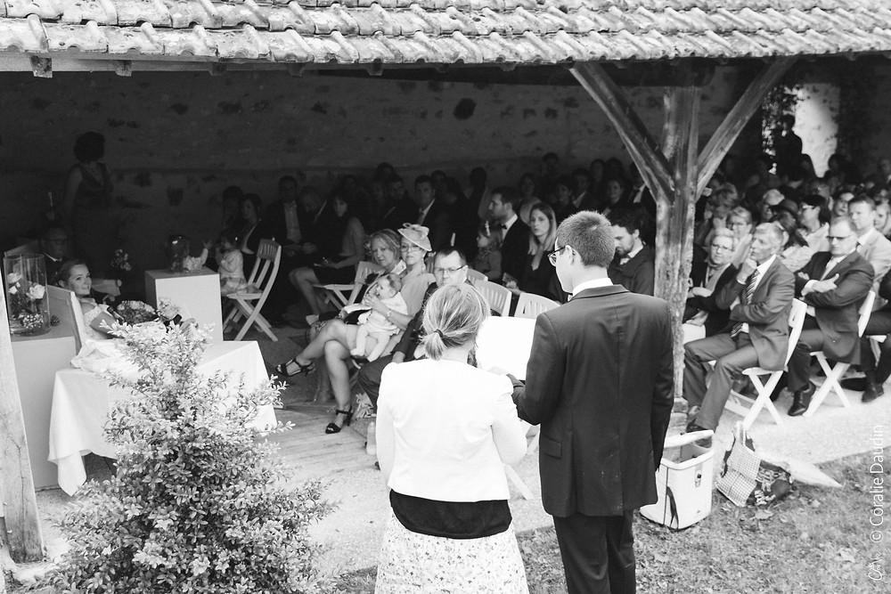 Chant cérémonie laïque