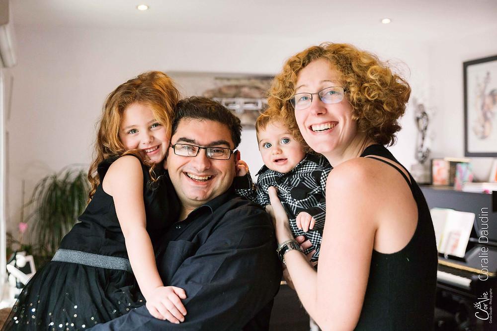 Photographe famille basée à Massy