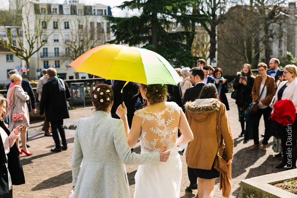 Photo invités mariage Chaville
