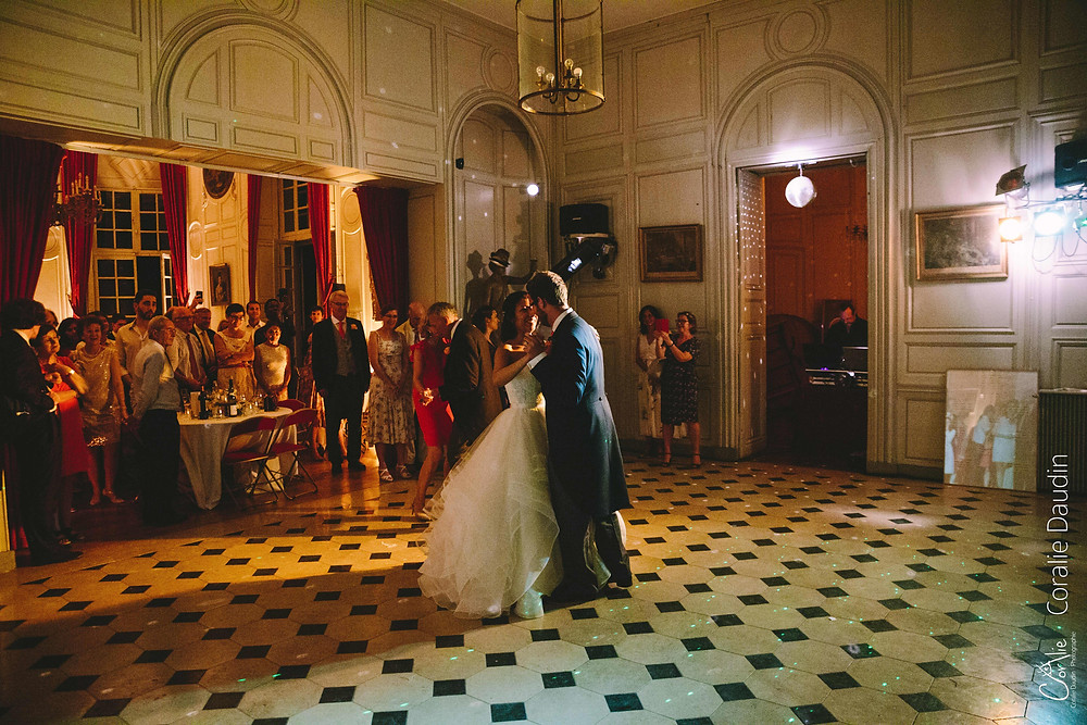 première danse mariage Thoiry