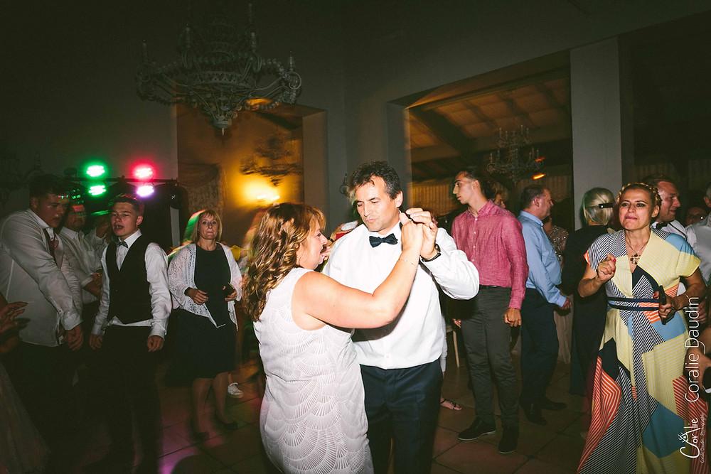 ouverture du bal mariage