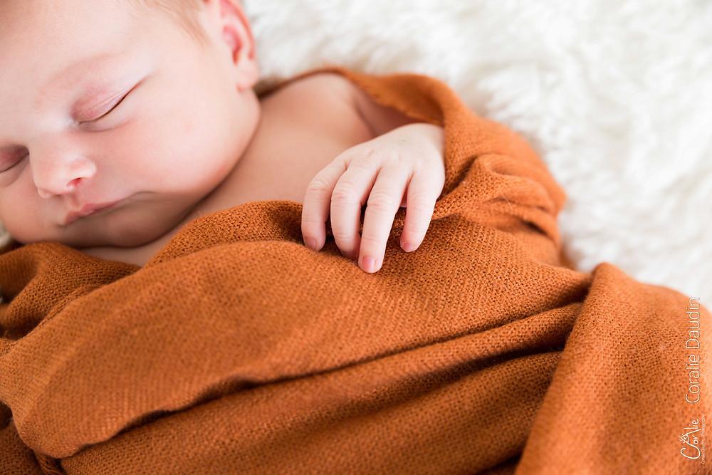 photographe nouveau né en Essonne