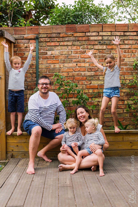 Séance photo en famille dans les Hauts-de-Seine (92)