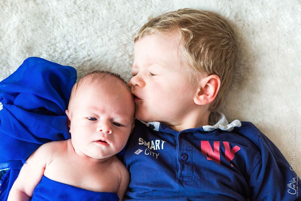 Photographe nouveau né basée à Massy