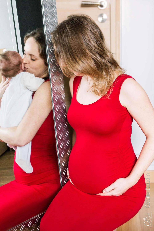 Photographe femme enceinte séance photo à Palaiseau