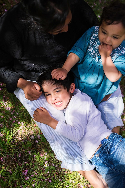 Photographe enfants basée à Massy en Essonne