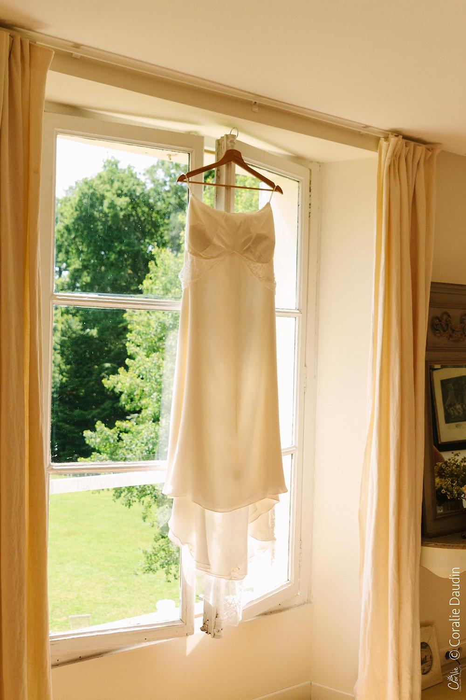Robe de la mariée photo